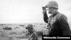 Красная армия перед наступлением, Халкин-Гол