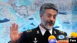 حبیب الله سیاری، فرمانده نیروی دریایی ارتش ایران