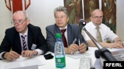 Андрэй Тур, Сяргей Маскевіч і Уладзімер Матусевіч