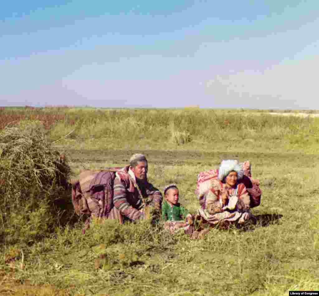 Kazakhstan - Kazakhstanske stepe