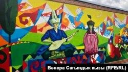 Меценат Ташкул Керексизов уюштурган жай. Түп району, Талды-Суу айылы. Май, 2021-жыл.