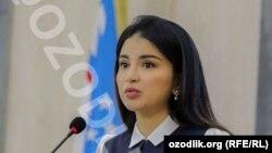 Saida Mirziyoeva