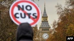 Štrajk radnika u Londonu, arhiv