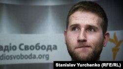 Ukrainian journalist Taras Ibrahimov (file photo)