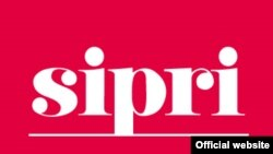 Логотип Стокгольмского института исследования проблем мира (SIPRI).