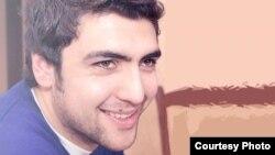 Арестованный активист Заур Гурбанлы