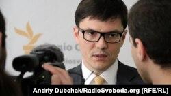 Міністр інфраструктури України Андрій Пивоварський
