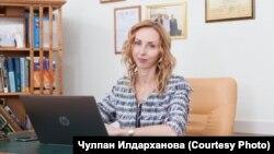 Чулпан Илдарханова