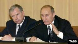 Putin FTX-nin təftişini dostu Viktor Çerkesova tapşırmışdı