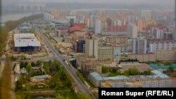 Улицы Пхеньяна, столицы Северной Кореи. Иллюстративное фото.