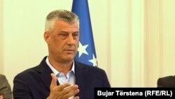 Podele Kosova neće biti: Tači