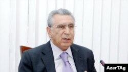 Руководитель Администрации президента Азербайджана Рамиз Мехтиев