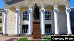 Кыргыз улуттук университети.