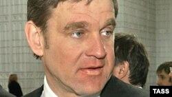 Former Primorye Governor Sergei Darkin