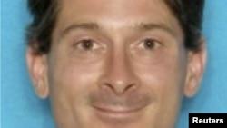 Томас Кеффэл, подозреваемый в стрельбе в штате Техас 13 августа 2012