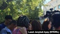 Ҳалокати 15 муҳоҷири қирғиз дар сӯхтори Маскав
