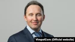 Михаил Слободин, генеральный директор компании «Вымпелком», ушедший в отставку 5 сентября 2016 года.