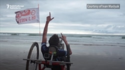 A Disabled Cyclist's Hand-Powered Trek Across Europe
