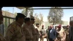 الاعرجي يزور البغدادي و قاعدة الأسد الجوية