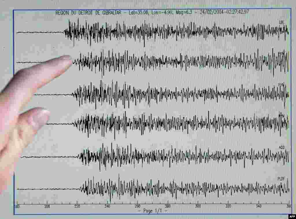 СЕВЕРНА МАКЕДОНИЈА - Според информациите од сеизмолошката опсерваторија при ПМФ, во 5 часот изутрина бил регистриран земјотрес со јачина од 5 степени според Рихтеровата скала. На пладне беа регистрирани уште два - 3,4 и 3,6 степени, а попладнето околу 15.15 часот уште еден со јачина од 4,9. Сите биле со епицентрално подрачје во националниот парк Маврово.