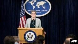 مری هارف، سخنگوی وزارت خارجه آمریکا