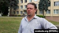 Вадзім Саранчукоў, кандыдат ад БНФ