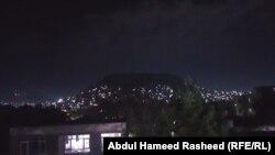 آرشیف، بخشی از غرب شهر کابل