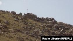 یک پوسته نیروهای افغان در مسیر شاهراه کندهار ارزگان