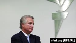 Стивен Корн, президент RFE/RL , inc.