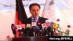 مسعود: گفتگو با سایر اقشار سیاسی اند تا بتوانند یک میکانیزم را برای حکومت پیشنهاد کنند.