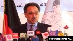احمدولی مسعود نامزد ریاست جمهوری