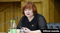 Светлана Захарова — председатель Комитета Госсовета РТ по социальной полититике