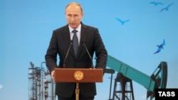 Russiýanyň prezidenti Wladimir Putin. 4-nji sentýabr, 2015 ý.