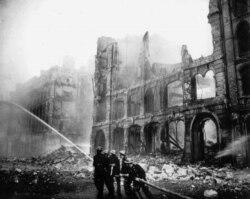 Тема недели: разное эхо войны