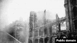Лондон, 1940 год