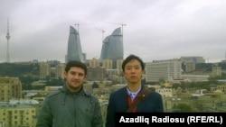 David Chang Qız Qalasında