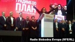 Наташа Петровска, кандидат за градоначалник на Битола од СДСМ.