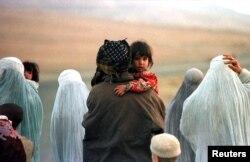 په پاکستان کې میشت افغان کډوال. انځور - ارشیف