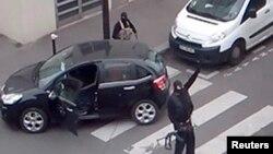 Sulmuesit e Charlie Hebdo