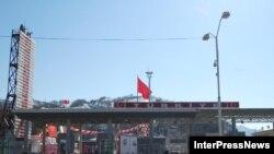 სარფის საბაჟო, საქართველო-თურქეთის საზღვარი