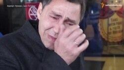 Родичі загиблих на борту російського літака коментують ситуацію (відео)