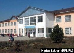 Школа № 28 села Бесагаш Талгарского района Алматинской области.