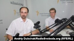 Денис Кірюхін та Остап Кривдик