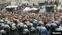 Опозиционите социјалисти не присуствуваа на носењето на Законот за Попис