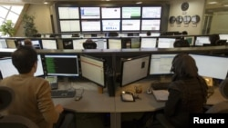 Iranian computer systems have had to fend off a number of cyberattacks in recent years. (file photo)