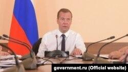 Ռուսաստանի վարչապետ Դմիտրի Մեդվեդև, արխիվ