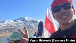 Кірыл Якімовіч, за хвіліну да старту