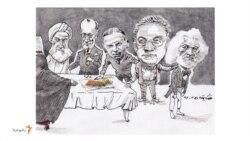 دیدار بیهقی با بهار در مهمانی عباس امانت