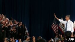 U.S. President Barack Obama defended the new Iranian nuclear agreement during an appearance November 25 in San Francisco.