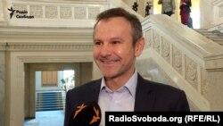 Лідер партії«Голос» Святослав Вакарчук